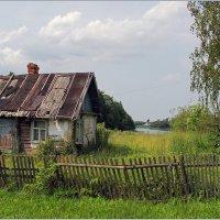 Домик у Озера. :: Роланд Дубровский