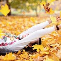Осенний восторг :: Даша Вершинина