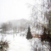 Снегопад . :: Мила Бовкун