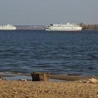Корабли вернулись домой :: Алексей Пономарчук