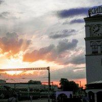 Киевский закат :: Александра Гай