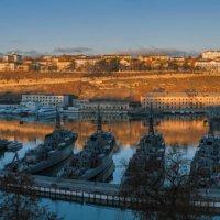 Утром над Южной бухтой :: Игорь Кузьмин