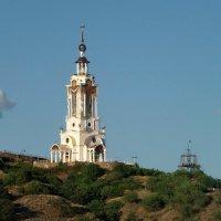 Храм-маяк Святителя Николая Мирликийского. :: Наталья