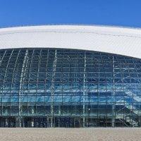 Большой ледовый дворец :: Николай Николенко