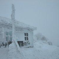Метеостанция, Таганай. :: Дима Макаров