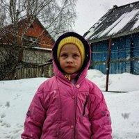 Снег идёт. :: Валерий Молоток
