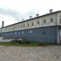 Белозёрский монастырь :: Мила