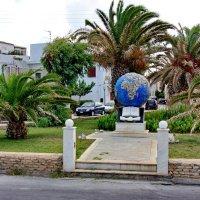 Памятник Генуэзским мореходам. г. Ретимно :: Gennadiy Karasev