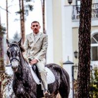 Верхом :: Сергей Романенко