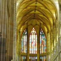 Собор святого Вита в Пражском граде :: Наиля