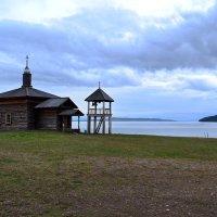 На берегу Ангары :: Ольга