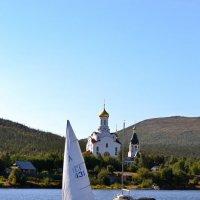 В яхтклубе :: Ольга