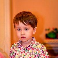 Мой мальчик :: Ксения Базарова