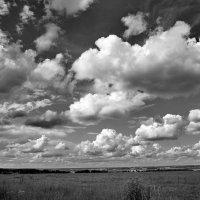 Большое небо :: Юрий Савинский