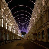Ночная Москва :: Иван Сергеев