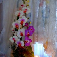 На комоде горящая свеча... :: Тамара (st.tamara)