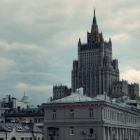 Москва :: Валерия Понкратьева
