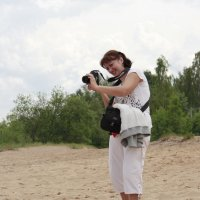 Про фотографов-2 :: Александр Кемпанен