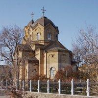 Церковь Св. пророка Илии. :: Ирина Нафаня