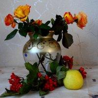 Прекрасны осенние розы... :: Тамара (st.tamara)
