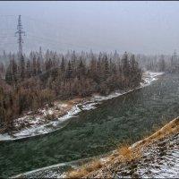 заметает зима, заметает... :: Наталья Маркова
