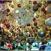 Потолок сувенирного бутика. :: Валерия Комова