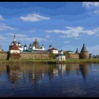 Соловецкий монастырь :: Владимир Воробьев