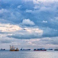 Мраморное море :: Алёна Соколова