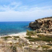 Чудесные уединенные бухты Северного Кипра :: Anna Lipatova