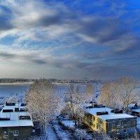 первый снежок :: Вадим Виловатый