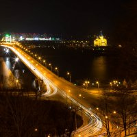 Ночной Нижний :: Юлия Каразанова