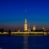 Петропавловская крепость :: Сергей Михайлов
