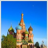 Москва златоглавая ... :: Рамиль Хамзин