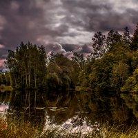 Штиль перед бурей :: Игорь Вишняков