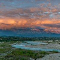Закат после дождя :: Оксана Калинина