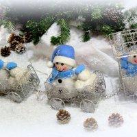 Снеговички :: Larisa
