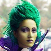 Green Fairy :: Sergei Korzh