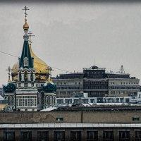 По Омским крышам :: Степан Бабкин