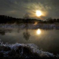 На закате уходящего ноября... :: Андрей Войцехов