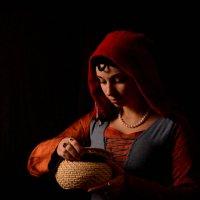 Средневековый портрет :: Вера