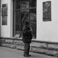 Поклонник таланта? :: Александр Степовой