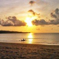 балийский  закат :: Александр