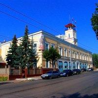 Уфа, пожарная часть :: Константин Вавшко