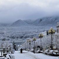 зима пришла... :: Мария Климова