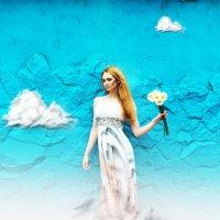 Левитация в облаках :: Эльза Вайнер
