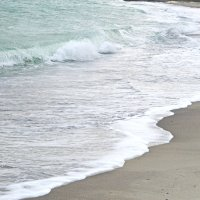Зимнее море :: Надежда Кульбацкая