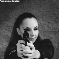 Катя Остапенко :: Каролінка Рибак