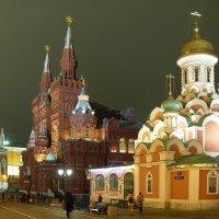 Москва-красавица :: Алла Захарова