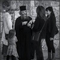 Напутствие«Израиль, всё о религии...» :: Shmual Hava Retro