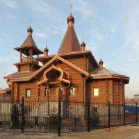 Церковь Гавриила Архангела на Ходынском Поле. :: Александр Качалин